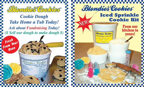 Blondies Fundraisers